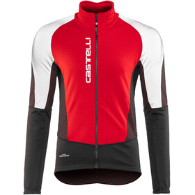 Castelli Mortirolo V Reflex Jacket Men red